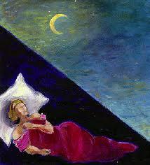 restful sleep image