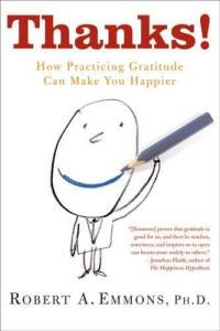 R. Emmons Book on Giving Thanks